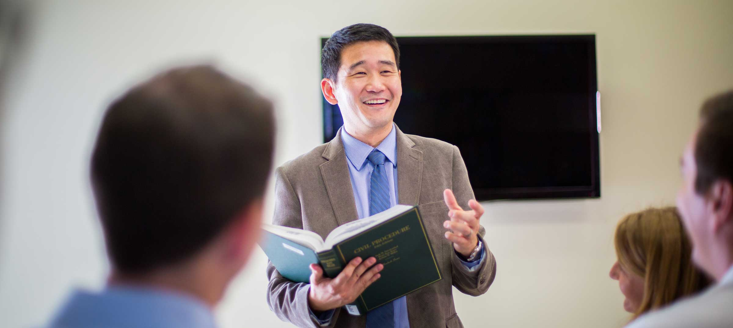 NBC News: 'Policy Nerd' Dave Min Wants to Give Up Academia for a Seat in Congress