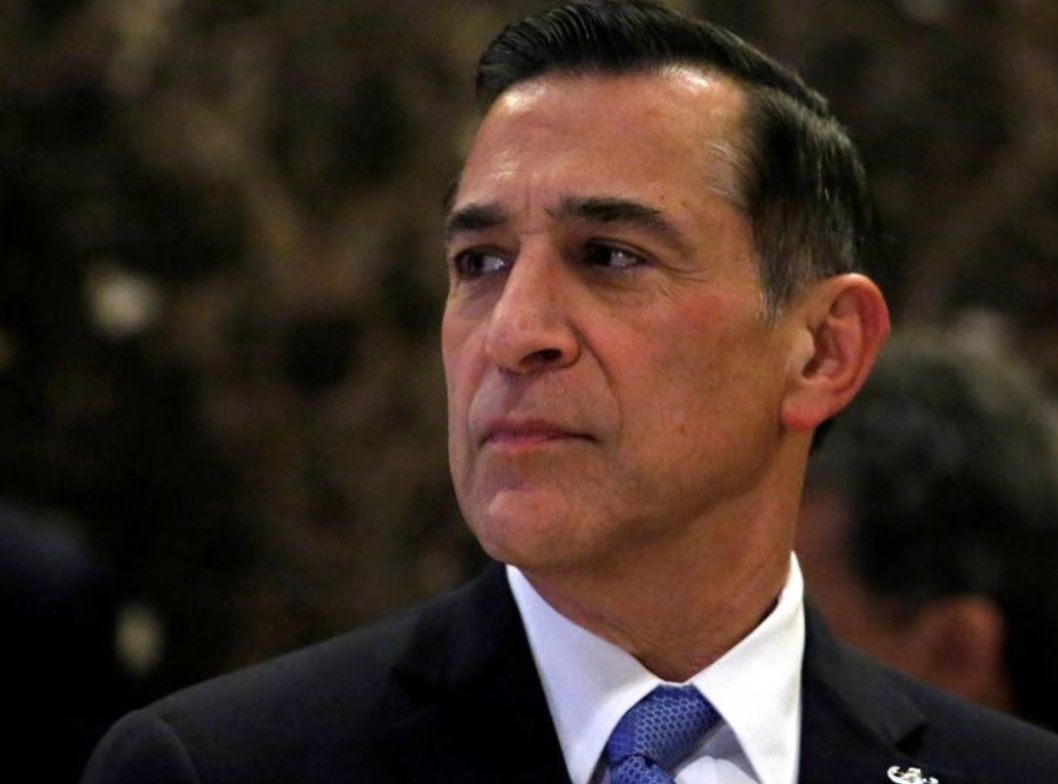 Yahoo News: In the age of Trump, can Democrats turn Orange County blue? Their first target is Darrell Issa