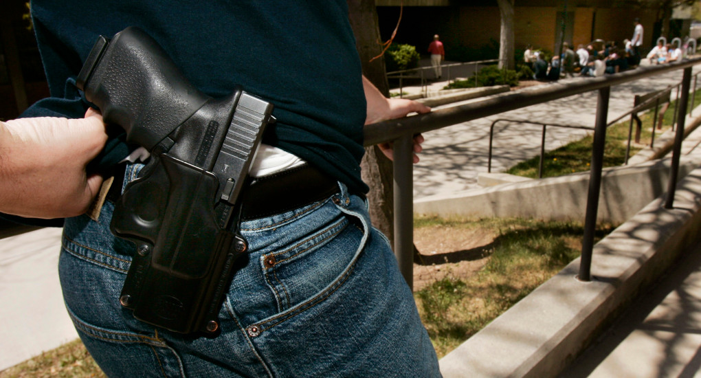 OP-ED: Don't let Congress eviscerate California's common-sense gun laws