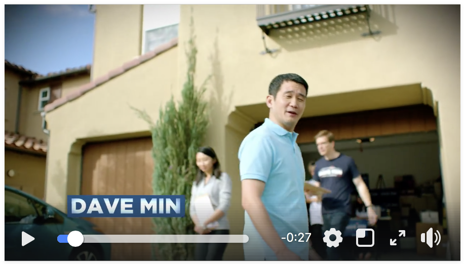 Dave Min Releases First Ad of CA-45 Primary